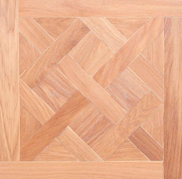 Модуль мозаичный №2-70 Дуб Натур 600x600x15мм