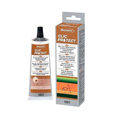 Гель Bostik Clic Protect для герметизации стыков 125 мл