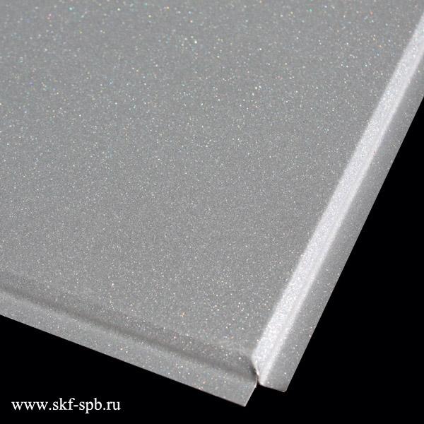 Кассета металлик А907 AL Стандарт tegular 45°