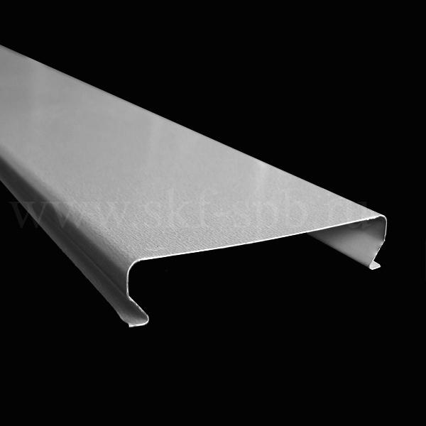 Рейка Omega А100 АТ металлик, 3м