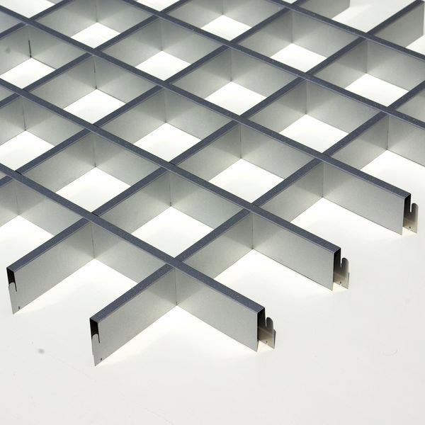 Металлик серебристый 150x150, h=40