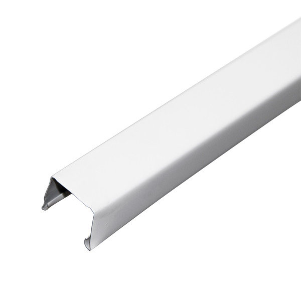 Профиль угловой RPP-18 белый матовый L=3.0м